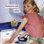 Housework and obesity