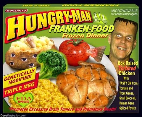 Avoid GMO Foods