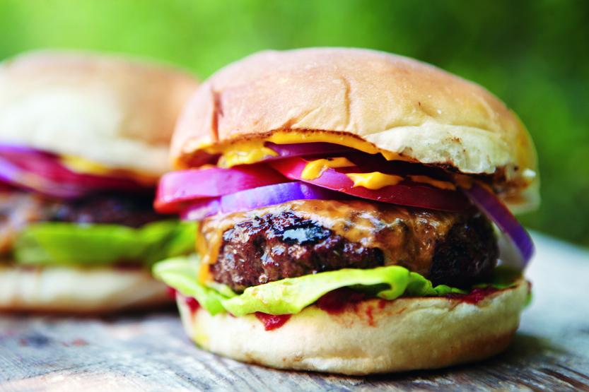 Perfect Cheeseburger