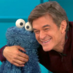 Dr. Oz Cookie Monster