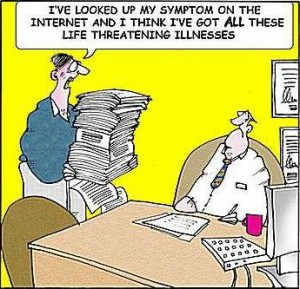 cyberchondriac