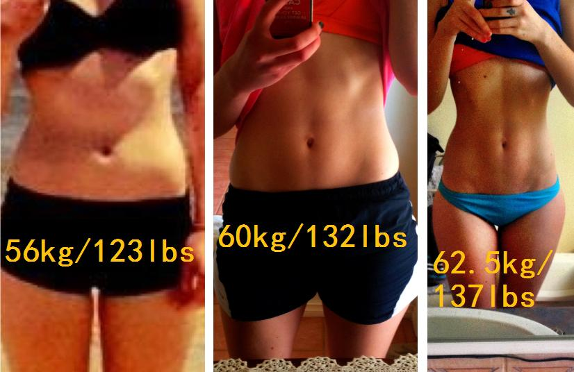 scale weight can be deceptive