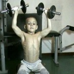 Should kids lift weights