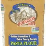 Unenriched flour